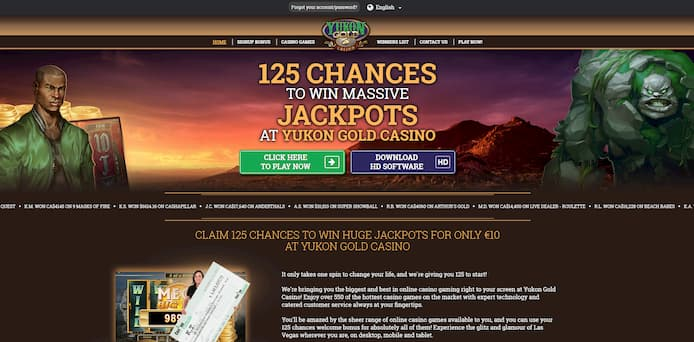 Vegas online casino real money